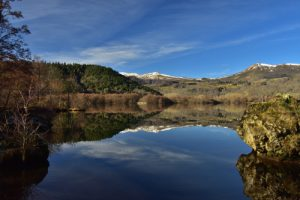 Lac de Chambon<br> Parc Naturel Régional des Volcans d'Auvergne