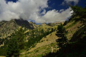 Lacs de Trécolpas &amp; des Sagnes<br> Haute vallée de la Vésubie<br> Parc Naturel National du Mercantour