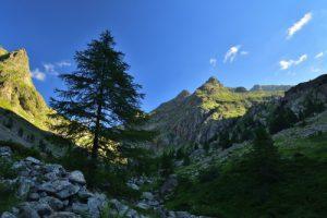 Lacs de la Gordolasque<br> Haute vallée de la Vésubie<br> Parc Naturel National du Mercantour