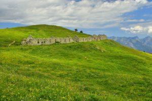 Les Casemates du fort La Redoute<br> Les forts du massif de l'Authion<br> Haute vallée de la Vésubie<br> Parc Naturel National du Mercantour