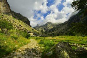 Vallon de la Gordolasque<br> Haute vallée de la Vésubie<br> Parc Naturel National du Mercantour