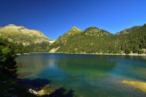 Lac d'Orédon<br> Réserve Naturelle Nationale de Néouvielle<br> Parc Naturel National des Pyrénées